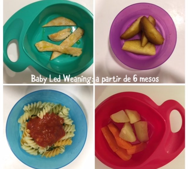 Baby Led Weaning receipt