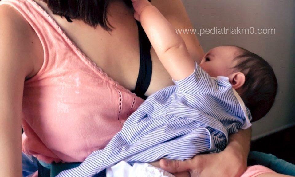 Lactancia matern alimentació